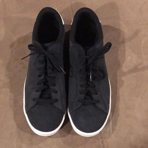 Men's Nike Sneakers Shoes Leather 12